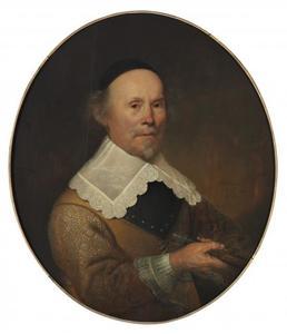 Portret van Willem de Veer (1578-1653)