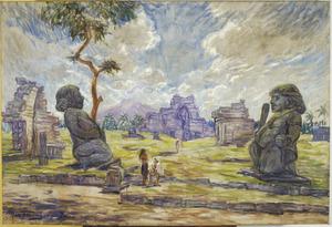 Candi Sewu, Java