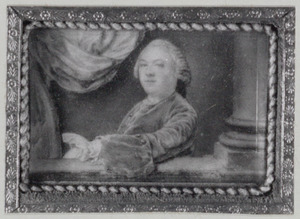 Portret van Hendrik Caan (1719-1794)