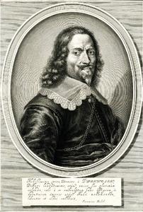 Portret van Helmich van Tweenhuysen (ca. 1604-1673)