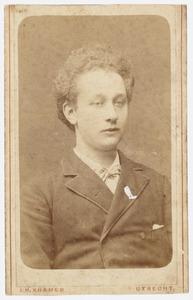 Portret van Ed van der Putte