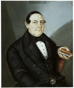 Portret van van Loon