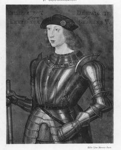 Portret van Filips I van Castilië (Filips de Schone)
