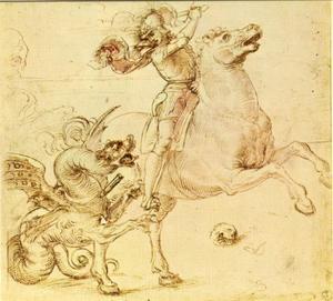 Sint Joris en de draak