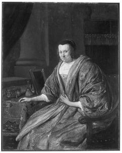 Portret van Geertruyd Gael ( -1677)