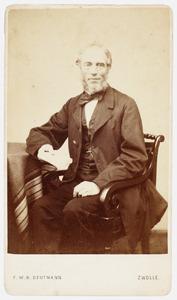 Portret van P.P. Kremer (1811-1881)