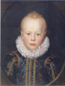 Jongensportret, een prins?