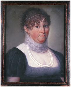 Portret van Richmund Louise Dorothea von Daell tot Eyll (1769-1840)