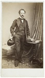 Portret van Johan Constant Willem van Heeckeren tot Walien (1819-1868)