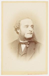 Portret van Maurits Jacob van Lennep (1830-1913)