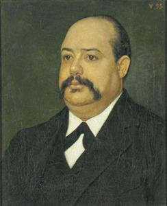 Portret van Henri Gelius Samson (1856-1921)