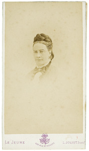 Portret van Elisabeth van Lennep (1868-1932)