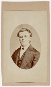 Portret van H. Tigler Wybrandi