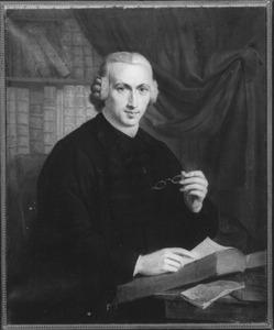 Portret van Joannes Henricus Lexius (1755-1817)