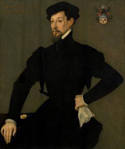 Portret van een lid van de Quaratesi familie