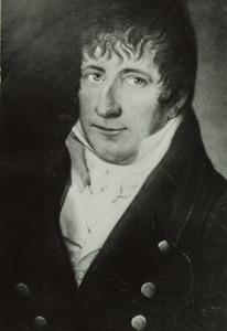 Portret van Carl Friedrich von Bothmer (1773-1854)