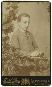 Portret van Christoffel Kuipers (1878-1943)