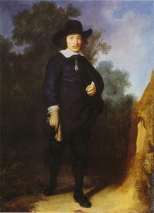Portret van Dirck Jacobsz Leeuw (?-1664)