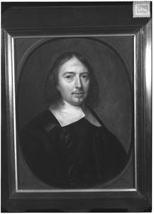Portret van Cornelis Trigland ( -1672)
