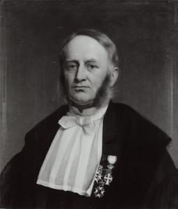 Portret van Johan Adam Wijnne (1822-1899)
