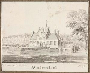 Huis Watervliet in Heinkenszand