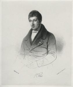 Portret van Samuel Elias Stein (1778-1851)