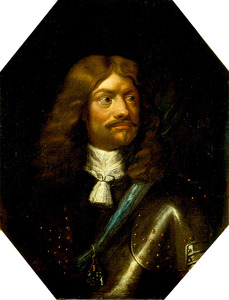 Portret van Hannibal Sehested (1609-1666)