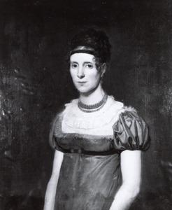 Portret van Pronica Johanna Benthem (1781-1845)
