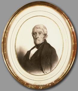 Portret van Jan Frederik van den Broek ( -1847)