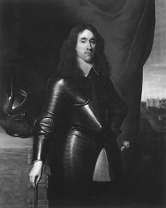 Portret van Engelbert Ploos van Amstel ( -1680)