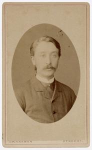 Portret van Jan de Vos