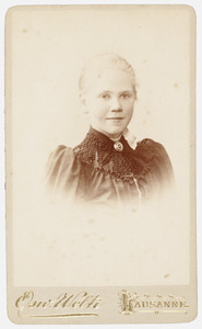 Portret van Adriana Susanna Catharina Modderman (1859-1886)