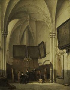 Consistoriekamer van de St. Stevenskerk te Nijmegen