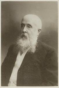 Portret van Karel Antonie Godin de Beaufort (1850-1921)