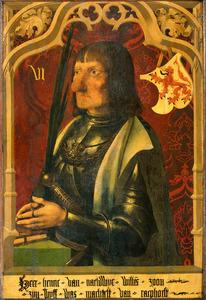 Portret van Hendrik IV van Naaldwijk