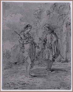 Quevedo en de Dood (Suenos 1641, boek II, vierde droom)