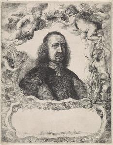 Portret van hertog Friedrich III van Sleeswijk-Holstein-Gottorp