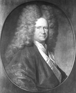 Portret van Johann Heinrich Reitz (1665-1720)