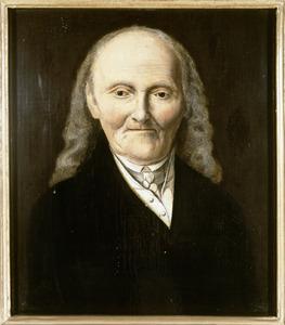 Portret van Jean George Bader (1731/1732-1832)
