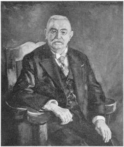 Portret van Joannes Maria Augustinus Cornelis Josephus Smits (1869-1944)