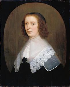 Portret van Anna van den Corput (1599-1645)