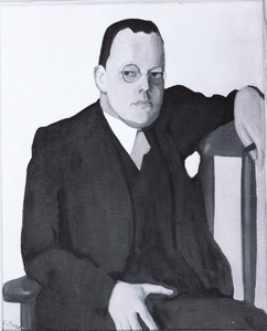 Portret van Menno ter Braak (1902-1940)