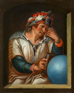 Heraclitus, de wenende filosoof