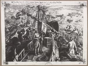 Christoffel Columbus ontdekt Amerika