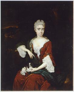 Portret van een persoon genaamd Elisabeth Noel (1688-1736)