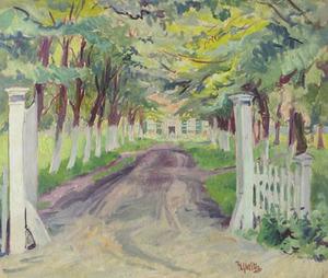 Het witte hek