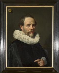 Portret van Gerrit Berck (1582- )