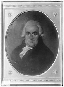 Portret van Guilliam van der Meersch (1732-1809)
