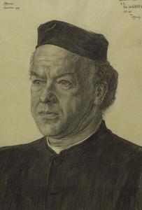 Portret van Chr. de Greeve