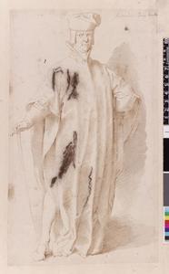 Studie van Anton van Bourgondië